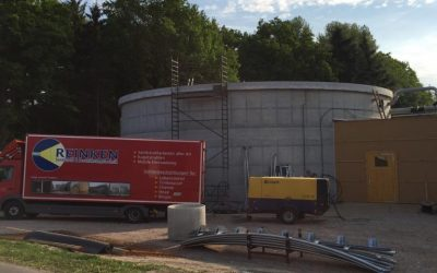Biogasanlage in Dötlingen