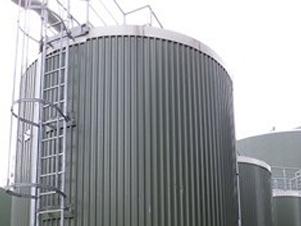 Biogasanlagen EWE Werlte