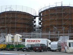 Bioethanol Tanks Stade